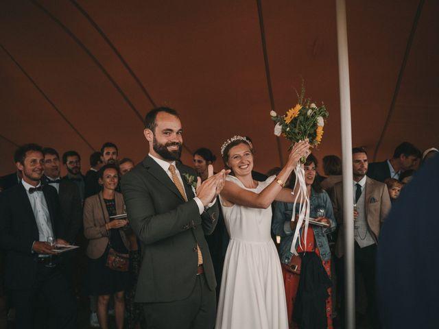 Le mariage de Alexis et Violette à Plouarzel, Finistère 106