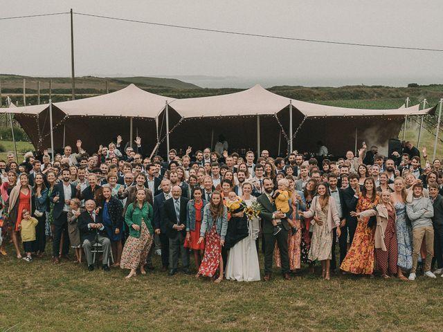 Le mariage de Alexis et Violette à Plouarzel, Finistère 116