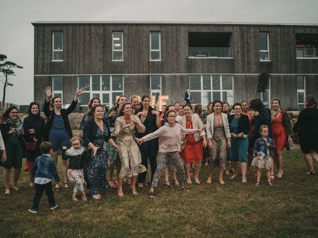 Le mariage de Alexis et Violette à Plouarzel, Finistère 132