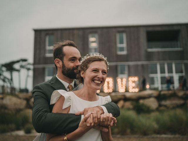 Le mariage de Alexis et Violette à Plouarzel, Finistère 137