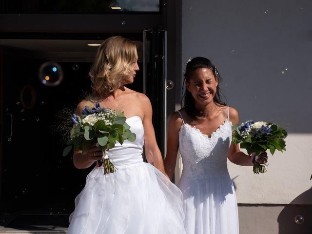 Le mariage de Vanessa et Laura à Lyon, Rhône 19