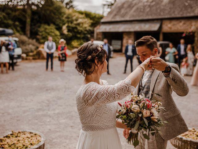 Le mariage de Antoine et Floriane à Lamballe, Côtes d'Armor 2