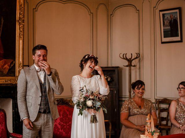Le mariage de Antoine et Floriane à Lamballe, Côtes d'Armor 9