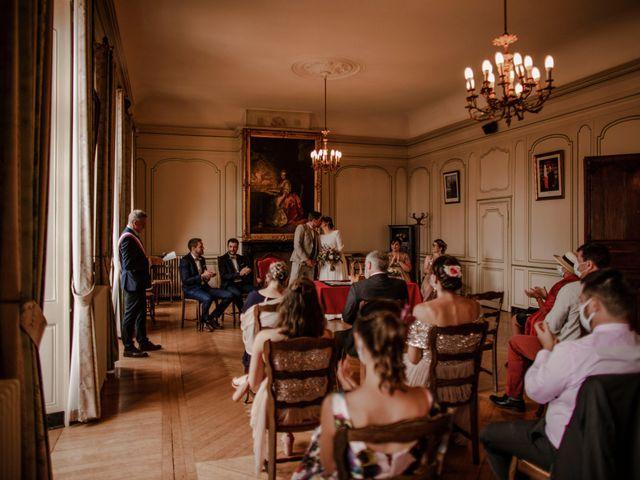 Le mariage de Antoine et Floriane à Lamballe, Côtes d'Armor 11