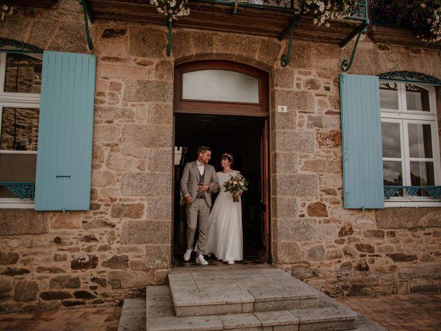 Le mariage de Antoine et Floriane à Lamballe, Côtes d'Armor 13