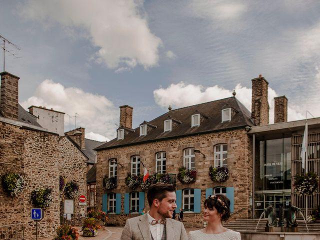 Le mariage de Antoine et Floriane à Lamballe, Côtes d'Armor 14