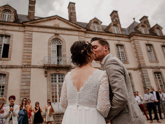 Le mariage de Antoine et Floriane à Lamballe, Côtes d'Armor 15