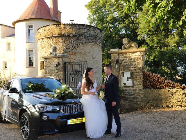 Le mariage de Stéphane et Cassandra à Talange, Moselle 22