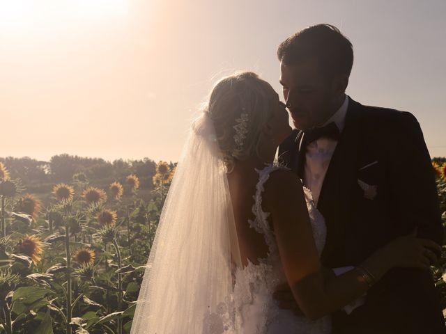 Le mariage de Dorine et Jérémy