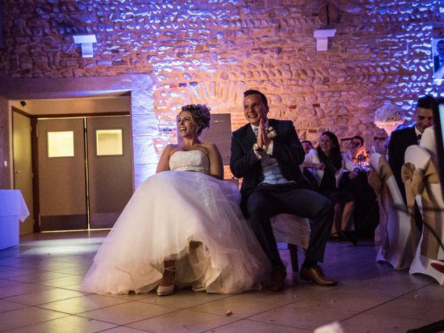 Le mariage de Romain et Coralie à Pont-Évêque, Isère 42