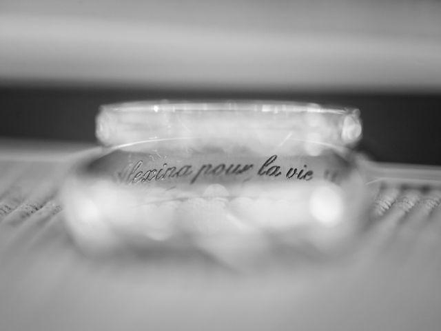 Le mariage de Loïc et Alexina à Fabrègues, Hérault 8