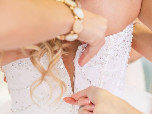 Le mariage de Loïc et Alexina à Fabrègues, Hérault 10