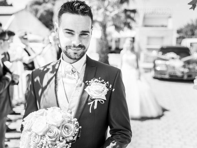 Le mariage de Loïc et Alexina à Fabrègues, Hérault 23