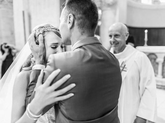 Le mariage de Loïc et Alexina à Fabrègues, Hérault 34