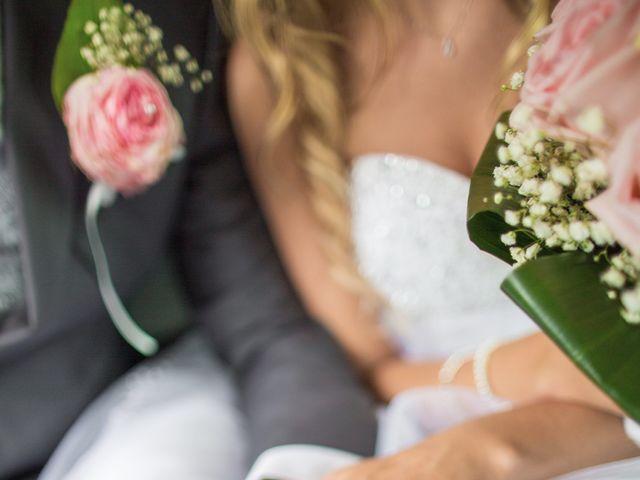 Le mariage de Loïc et Alexina à Fabrègues, Hérault 38