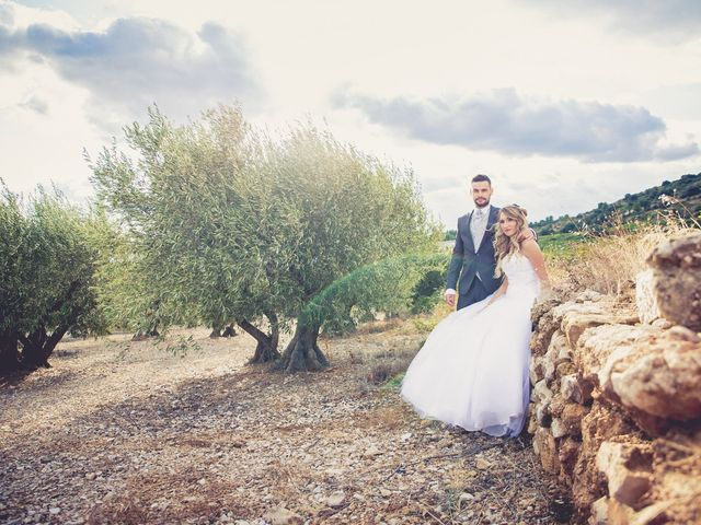 Le mariage de Loïc et Alexina à Fabrègues, Hérault 56