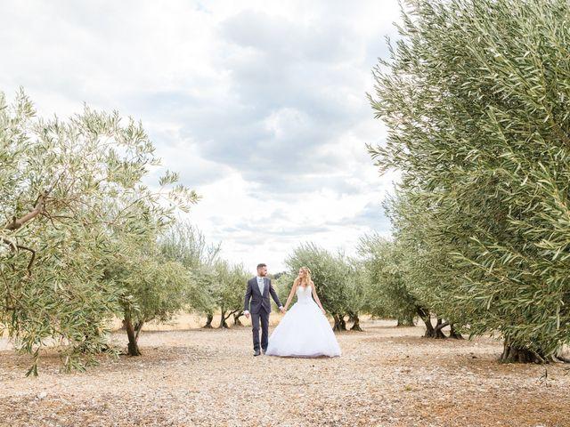 Le mariage de Loïc et Alexina à Fabrègues, Hérault 57