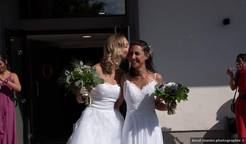 Le mariage de Vanessa et Laura à Lyon, Rhône