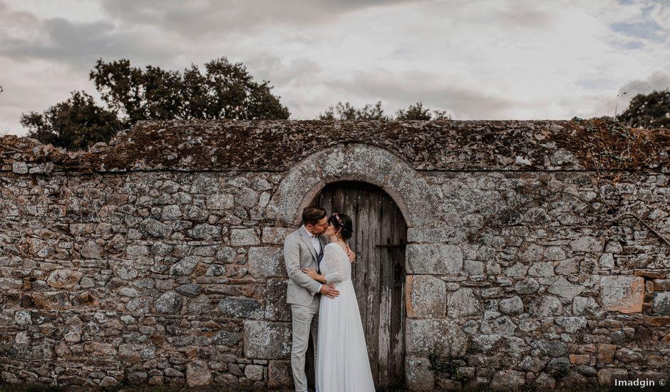 Le mariage de Antoine et Floriane à Lamballe, Côtes d'Armor