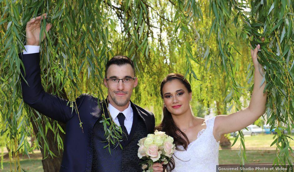 Le mariage de Stéphane et Cassandra à Talange, Moselle