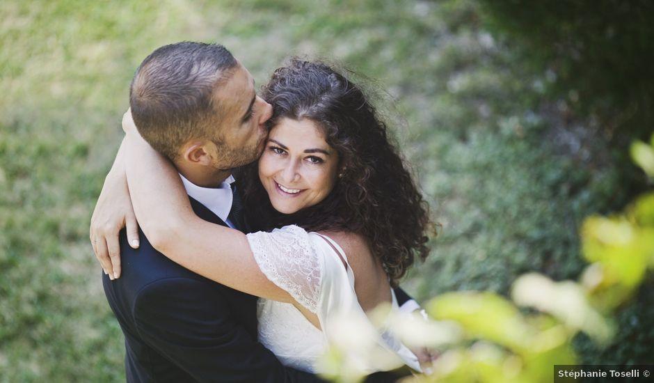 Le mariage de Olivier et Caroline à La Colle-sur-Loup, Alpes-Maritimes