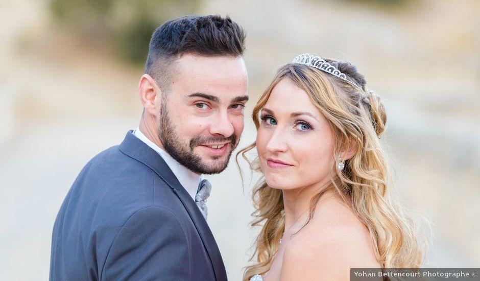 Le mariage de Loïc et Alexina à Fabrègues, Hérault