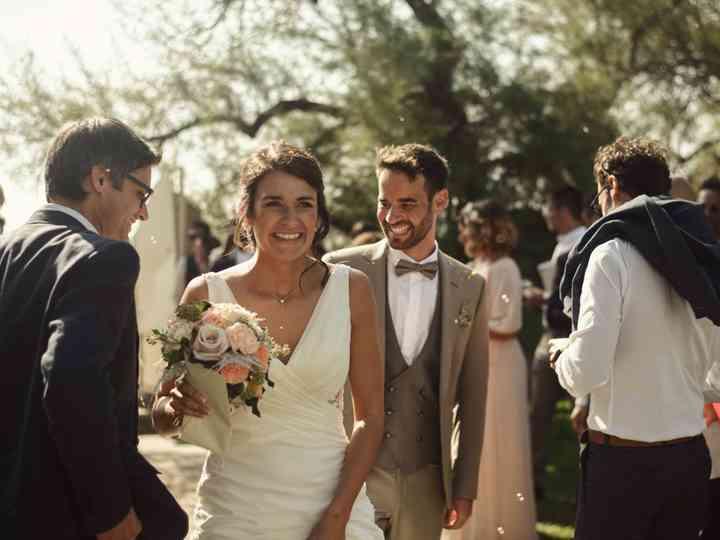 Le mariage de Pauline  et Sebastian