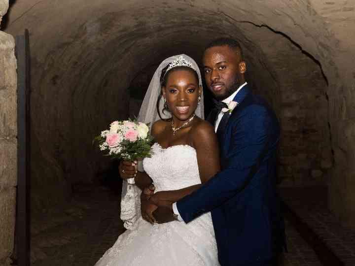 Le mariage de Nicolas et Arlette