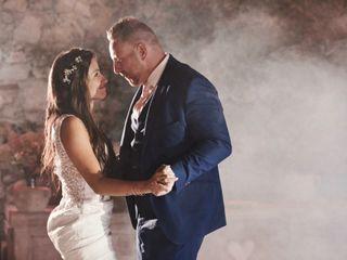Le mariage de Magali et Thibaut