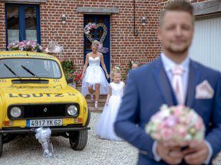 Le mariage de Coralie et Vincent 1