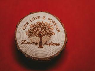 Le mariage de Dounia et Sofiane 1