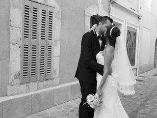 Le mariage de Jessica et Antoine