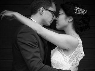 Le mariage de Fidella et Luc 1