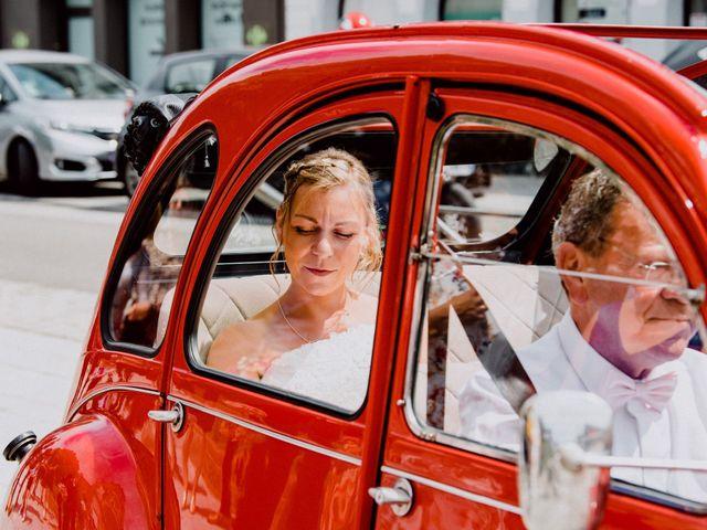 Le mariage de Damien et Isabelle à Roncq, Nord 15