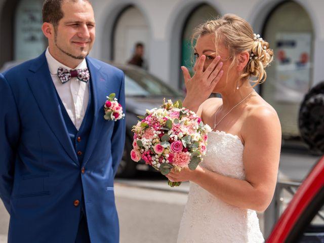 Le mariage de Damien et Isabelle à Roncq, Nord 16