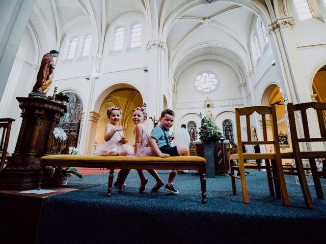 Le mariage de Damien et Isabelle à Roncq, Nord 20