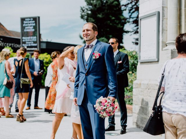 Le mariage de Damien et Isabelle à Roncq, Nord 30