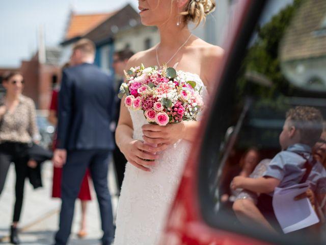 Le mariage de Damien et Isabelle à Roncq, Nord 32