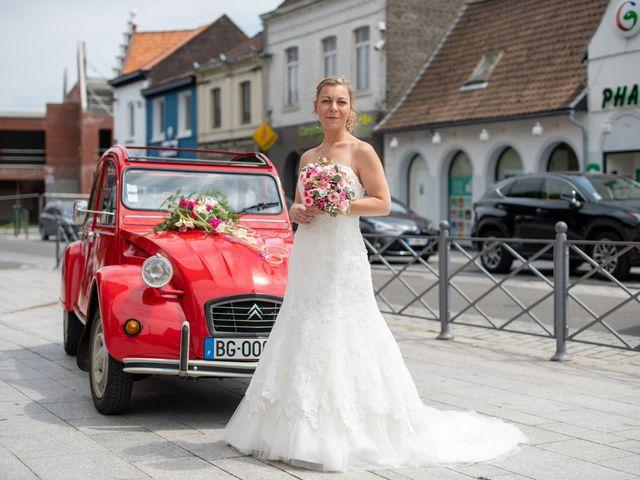 Le mariage de Damien et Isabelle à Roncq, Nord 33