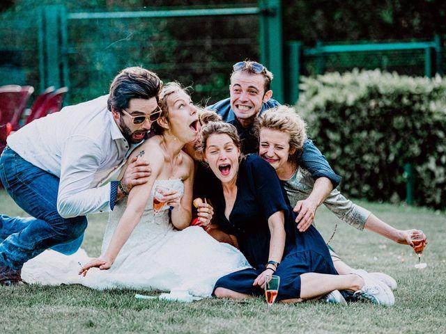 Le mariage de Damien et Isabelle à Roncq, Nord 47