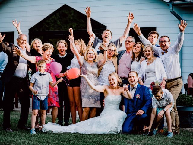 Le mariage de Damien et Isabelle à Roncq, Nord 53