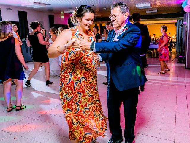 Le mariage de Damien et Isabelle à Roncq, Nord 56