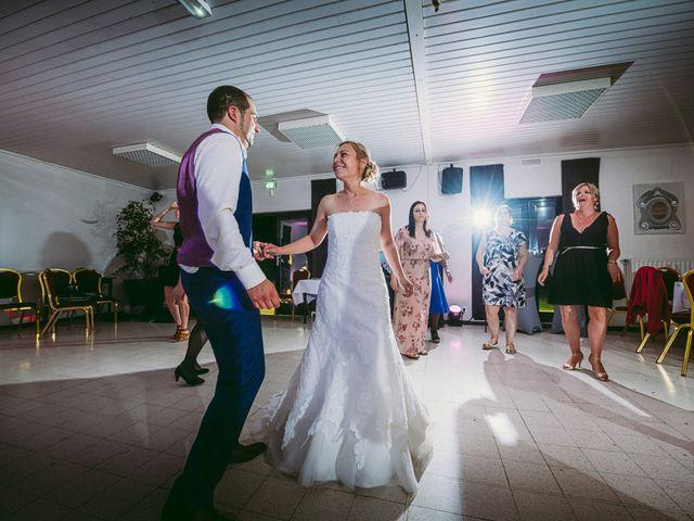 Le mariage de Damien et Isabelle à Roncq, Nord 62