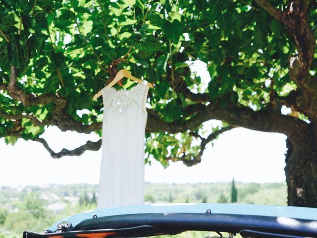 Le mariage de Thibaut et Magali à Le Garn, Gard 1