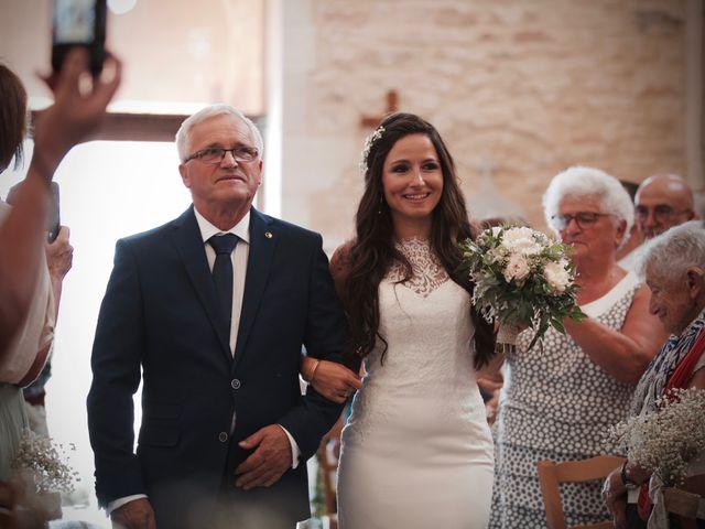 Le mariage de Thibaut et Magali à Le Garn, Gard 28