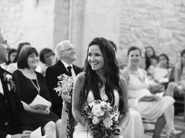Le mariage de Thibaut et Magali à Le Garn, Gard 34