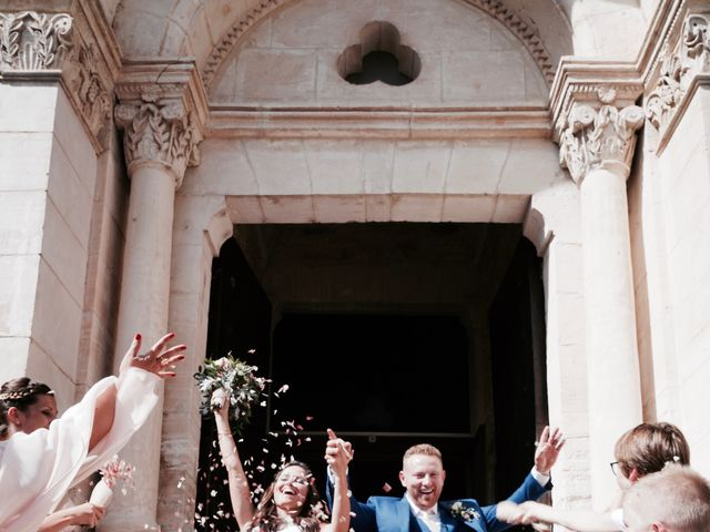 Le mariage de Thibaut et Magali à Le Garn, Gard 36