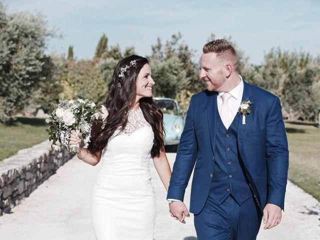 Le mariage de Thibaut et Magali à Le Garn, Gard 41