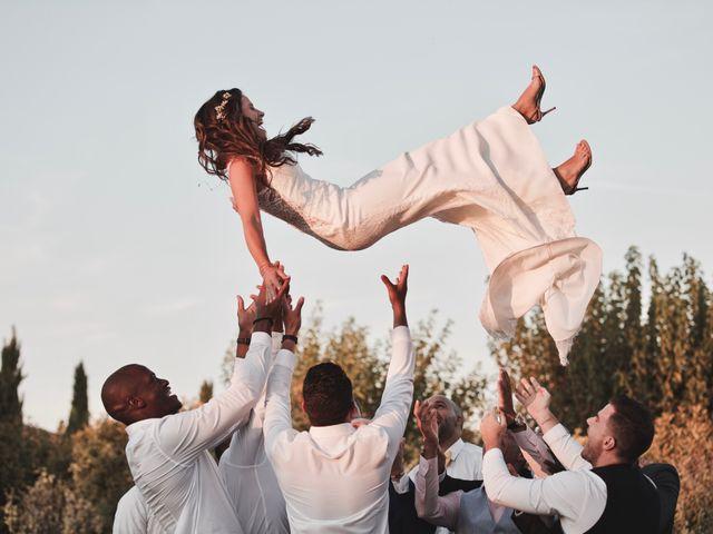 Le mariage de Thibaut et Magali à Le Garn, Gard 45