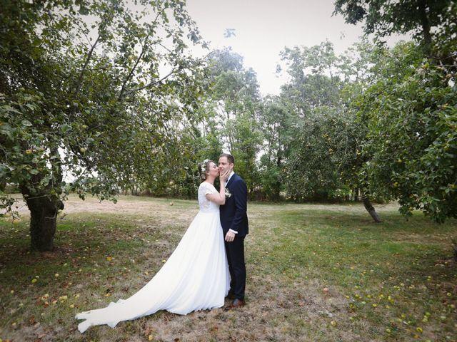 Le mariage de Emmanuelle et Gregoire